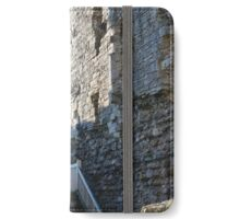 Middleham Castle iPhone Wallet/Case/Skin