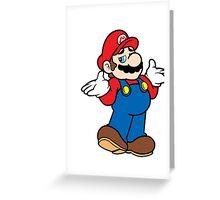 shrug Greeting Card