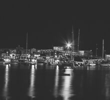 Night lights by johnkimages