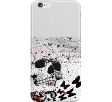 thyroid terror iPhone Case/Skin