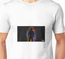Colorful Human Unisex T-Shirt
