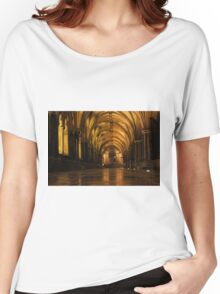 Norwich Cathedral Cloisters Women's Relaxed Fit T-Shirt