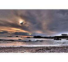 Oregon beaches Photographic Print