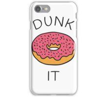 Dunk It iPhone Case/Skin