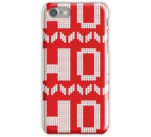 Ho ! Ho ! Ho !  iPhone Case/Skin