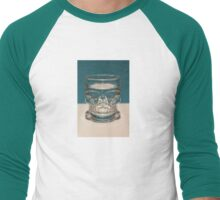 LiquiSkull Men's Baseball ¾ T-Shirt