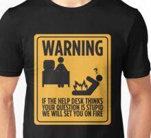 Help desk Unisex T-Shirt