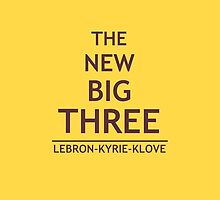 BIG 3 by THEREAL Clothing Co.