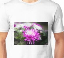 Chrysanthemum flower  Unisex T-Shirt
