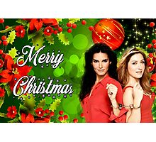 Rizzles Christmas Photographic Print