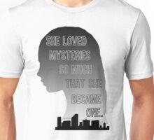 Paper Towns Margo- Monochrome Unisex T-Shirt
