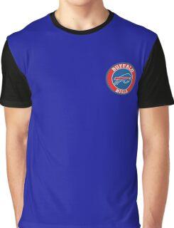 Buffalo Bills logo Graphic T-Shirt