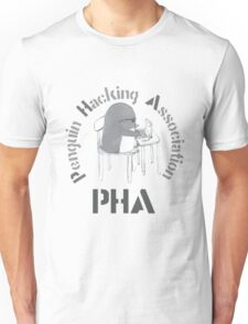 The Penguin Hacking Association Unisex T-Shirt