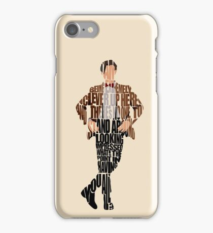 Eleventh Doctor - Doctor Who iPhone Case/Skin