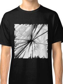 Abstract black pattern Classic T-Shirt
