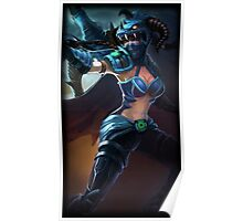Vayne - League Of Legends Poster