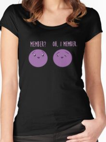 Member Berries : Member? Berry Southpark Fanart Print Women's Fitted Scoop T-Shirt