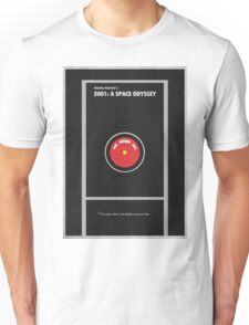 2001 A Space Odyssey Unisex T-Shirt