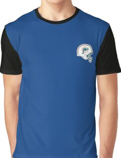 miami dolphins helm Graphic T-Shirt
