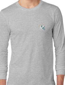 miami dolphins helm Long Sleeve T-Shirt