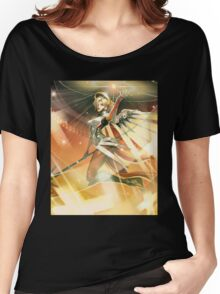 OVERWATCH MECRY Women's Relaxed Fit T-Shirt