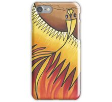 flying fire iPhone Case/Skin