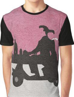 Roman Holiday Graphic T-Shirt