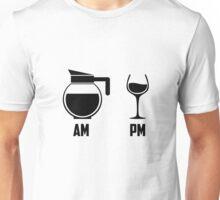 AM vs. PM Unisex T-Shirt