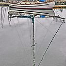 Reflections in the water by pdsfotoart