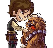 Have You Pet Your Wookie Today? by masciajames