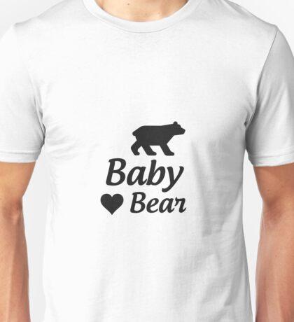 Baby Bear Unisex T-Shirt