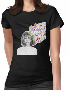 Grace VanderWaal - Perfectly Imperfect Womens Fitted T-Shirt