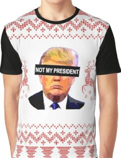 "Merry ""Trump"" Christmas Graphic T-Shirt"