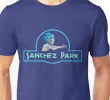 NEW SANCHEZ PARK - RICK MORTY Unisex T-Shirt