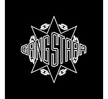GangStarr Photographic Print