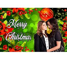 Hollstein Christmas Photographic Print
