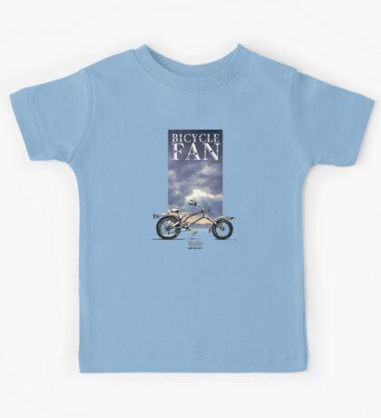 Bicycle FAN Kids Tee