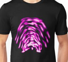 Pretty Pink Abstract Unisex T-Shirt