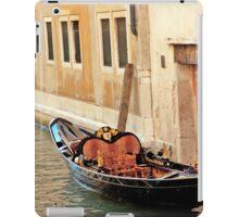 Lonely Gondola iPad Case/Skin