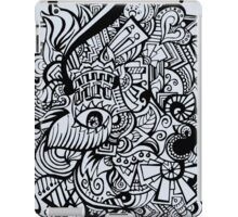 Crazy Design - Wild Wild World iPad Case/Skin