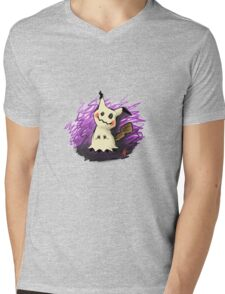 Friend Needed- Digital Art Mens V-Neck T-Shirt