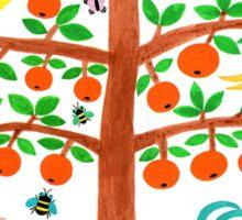 fruit tree Sticker