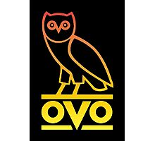 OVO Photographic Print