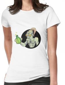 Abe Womens Fitted T-Shirt