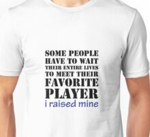 My Favorite Player Unisex T-Shirt
