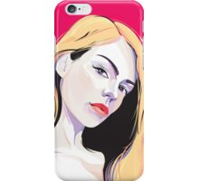 """When I look at you"" iPhone Case/Skin"