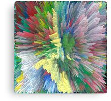 Abstract 122 Canvas Print