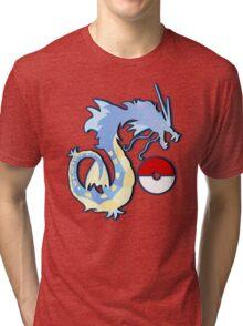 los gyarados  Tri-blend T-Shirt