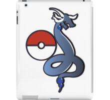 Dragonair yall iPad Case/Skin