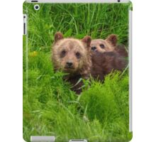 Cubs are cozy iPad Case/Skin
